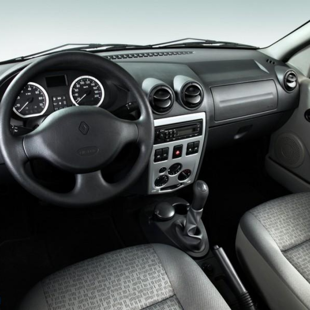 l90 interior 1024x1024 - Review of one of the good cars for renting in IRAN, the Renault Thunder 90