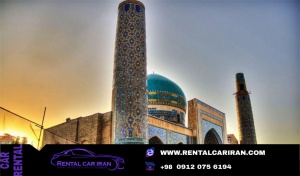 photo 2020 10 01 11 26 30 300x176 - After the pilgrimage, do not miss the sights of Mashhad