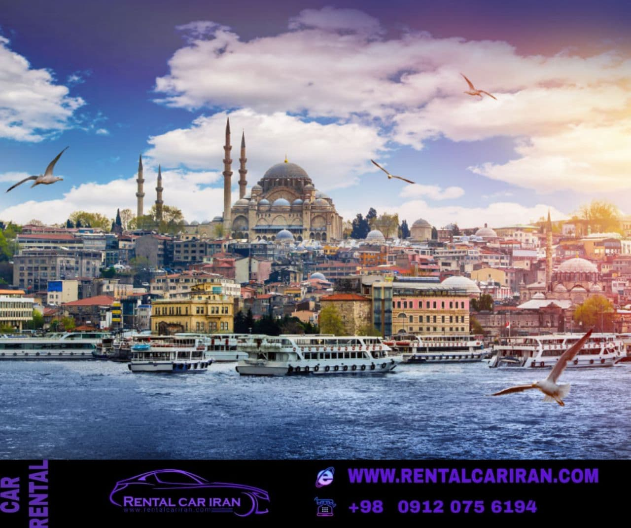 Everything about Istanbul